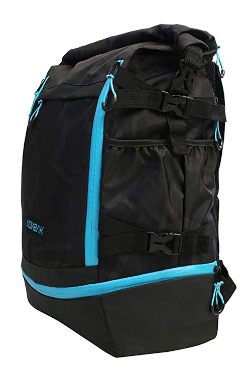 Nonbak mochila backpack MOLOKAI natacion triatlon outdoor camouflage-negra 35 litros: Amazon.es: Deportes y aire libre