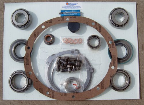 Most bought Differential Bearings