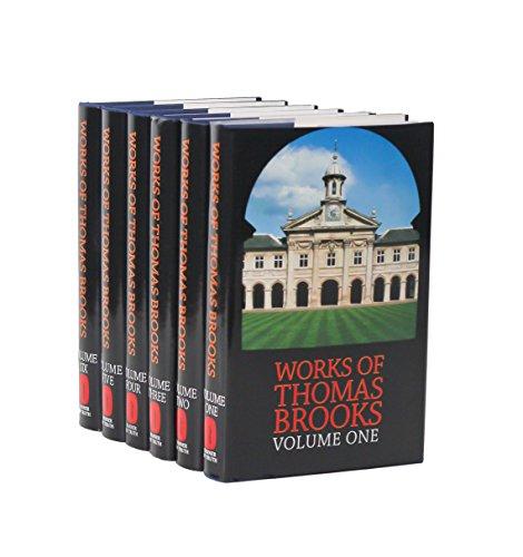 Works of Thomas Brooks (6 Volume Set)