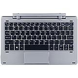 CHUWI Tablet PC Docking Keyboard Compatible Hi10 Pro/HiBook Pro/HiBook/Hi10 Air