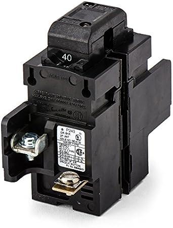 Chip .. ZF-34BB P275 75A . * Pushmatic Bulldog MAIN Circuit Breaker 2P..