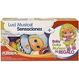 Playskool - Luci Music Sensac + Dulce Muñeca (Hasbro) A2171500