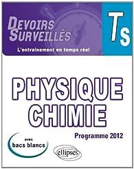 Physique Chimie Terminale S Conforme au Nouveau Programme 2012 par Charles Davoine