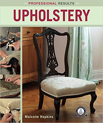 Book Upholstery (New Holland Professional) (Professional Results)