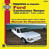 Ford Camionetas Ranger, 1993 Al 2010, Eric Jorgensen and Alan Ahlstrand, 1563929198
