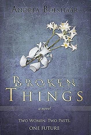 book cover of Broken Things