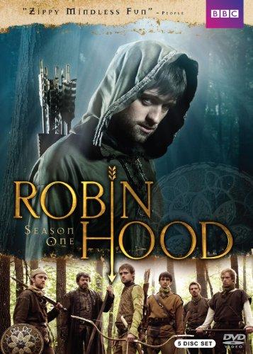 DVD : Robin Hood: Season 1 (Boxed Set, Repackaged)