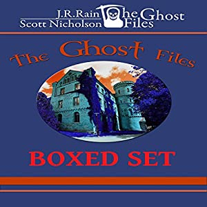 The Ghost Files: First Three Novels Audiobook
