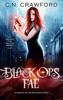 Black Ops Fae (A Spy Among the Fallen Book 2) by [Crawford, C.N. ]