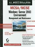 McSa/Mcse, Lisa Donald and James Chellis, 0782142605