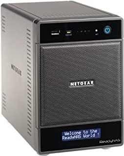 NETGEAR ReadyNAS Ultra 4 (4-bay, 4TB: 2 x 2TB) Network Attached Storage, latest generation RNDU4220 (B003V8AL8Y) | Amazon price tracker / tracking, Amazon price history charts, Amazon price watches, Amazon price drop alerts