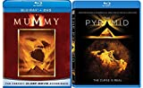 The Egyptian Action Horror Collection: The Mummy & The Pyramid 2-Movie Bundle