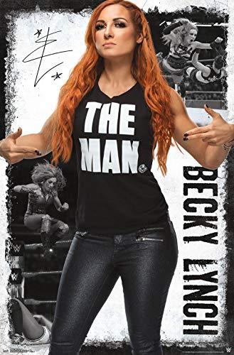 (Trends International WWE - Becky Lynch Wall Poster 22.375