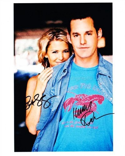KELLY DONOVAN and STACEY SCOWLEY - Buffy The Vampire Slayer Genuine Autographs from Celebrity Ink