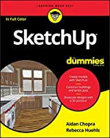 SketchUp For Dummies Front Cover