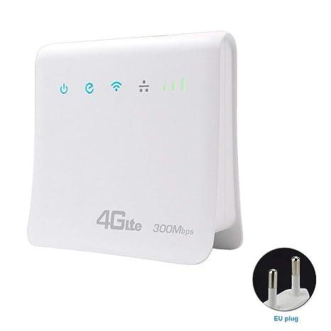 Dengofng 300Mbps 3G 4G LTE Metal Enterprise CPE Router 32 ...
