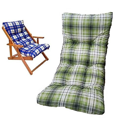 Repuesto cojín Sillón Relax silla tumbona Harmony de madera ...