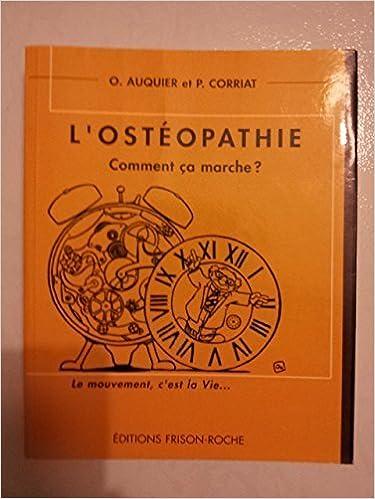Lire L'OSTEOPATHIE. Comment ça marche ? epub, pdf