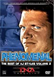 TNA Wrestling: Phenomenal - The Best of AJ Styles, Vol. 2