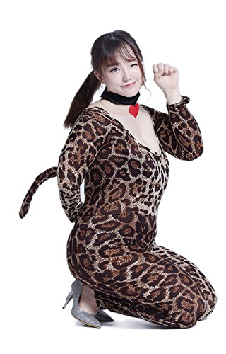 Vampire Leotard Costumes (Cosplayers Tokyo Halloween Cosplay Japan Costumes [Plus Size] Anime Big Uniforms (5X, Leotard))
