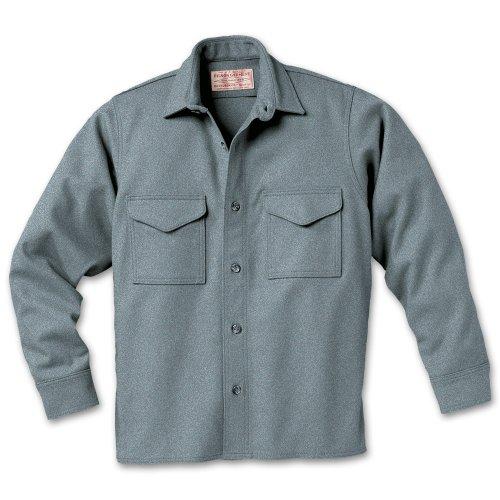 Filson 10047GY Wool Jac Shirt