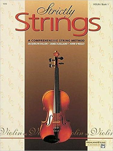 Strictly Strings, Bk 1: Viola