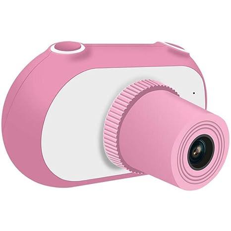 kati-way Mini cámara réflex niños, Mini HD cámara Digital Juguete videocámara niños Perfecto