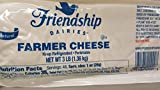 lifeway farmer cheese - Friendship Farmer Cheese by DAIRIES 1 loaf 3 lbs.