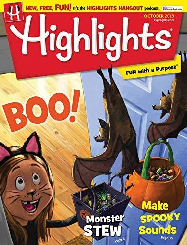 Magazines : Highlights for Children
