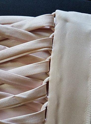 Corsetto Raso Llc Cerniera Avorio Corset Posteriore Sostituzione Solution Regolabile Gown Wedding Fit Kit Lace up OgR1p1nwq0