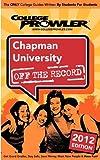 Chapman University 2012, Emily Esposito, 1427403759