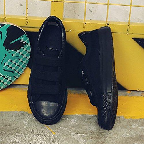 Toile wealsex Confort Scratch Basse Chaussure Femme Basket Tennis 43 Sneakers 42 Sport Grande 41 40 Taille BqpwqE