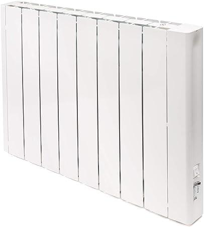 Opinión sobre HAVERLAND RCO-8 | Emisor Térmico Fluido Bajo Consumo | 1500W | Programación con Conexión Inalámbrica Bluetooth | Diseño Ultra-Compacto | Blanco