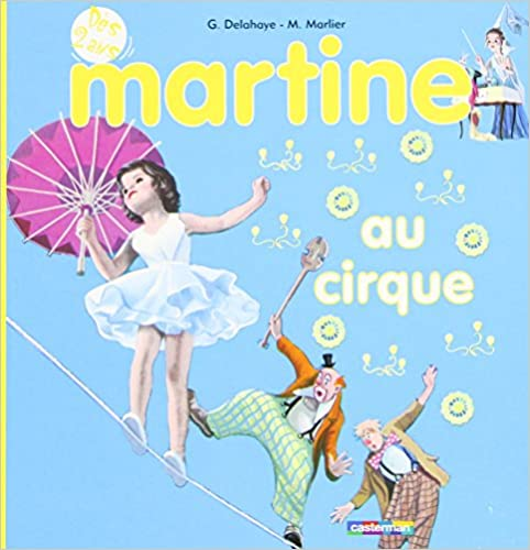 Lire en ligne Martine au cirque pdf, epub