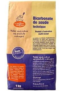 1KG - Bicarbonato de Sodio - Living Earth   Excelente Alternativa ...