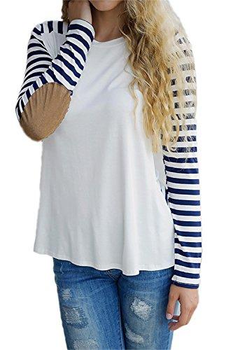 Banda camiseta jersey superior de las mujeres
