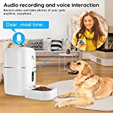 Zacro 6L Automatic Cat Dog Feeder - WiFi