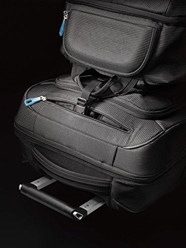 Thule Crossover 38-Litre Rolling Carry-On Suit Case (Dark Blue) by Thule (Image #7)