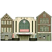 Superquick 1:72 Cinema, Post Office and Shop
