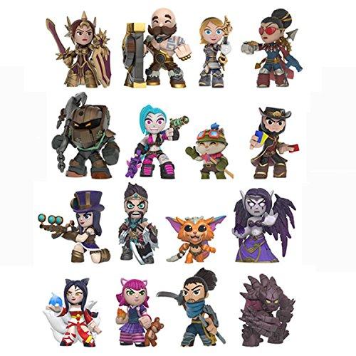 Funko Mystery Mini Figures League of Legends - 1 Random Figure