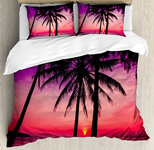 Coastline Comforter Set - 4