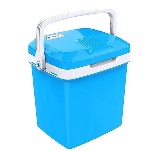 Mini Nevera portátil para Coche con congelador, Calentador de Gran ...