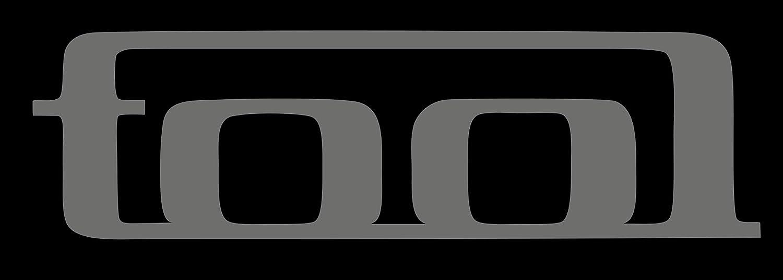 Black, 5.5 Tool Band Car Window Vinyl Decal Sticker