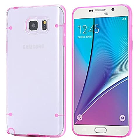 Rejected all traditions For Samsung Galaxy Note 4 N910 Case,2016 Fashion Crystal Clear [Glow in the dark] Transparent Clear Slim Soft TPU Gel Phone Cover Case - (Note 4 Case Of Rats)