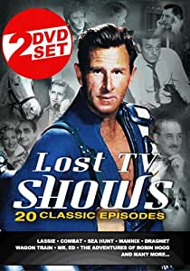 Lost TV Shows - 20 Classic Episodes (2 Disc Set)