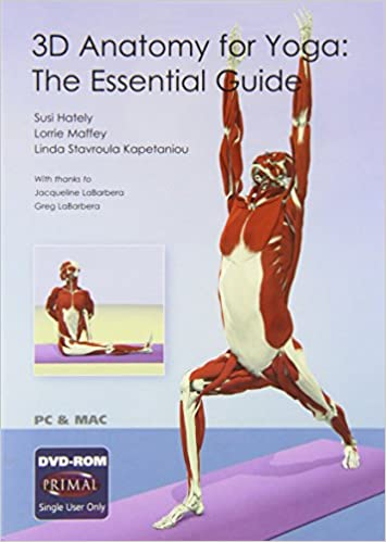 3D Anatomy for Yoga: The Essential Guide DVD: Primal Pictures ...