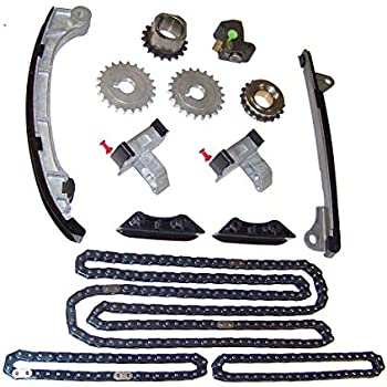 DNJ TK969 Timing Chain Kit for 2003-2015 / Toyota / 4Runner, FJ Cruiser