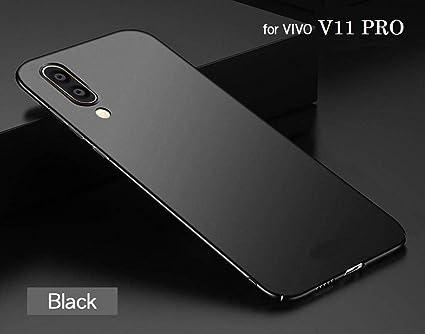 outlet store 89789 e7dec SmartLike Back Cover for Vivo V11 Pro/Vivo V11 Pro 1804 - Black