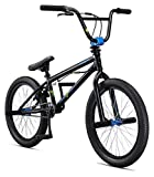 Mongoose Boys Legion L10 Bicycle, Black, One Size/20'