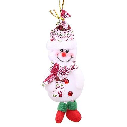 Guoainn Xmas Tree Christmas Decorations Clearance Santa  Claus/Snowman/Elk/Bear Doll Christmas - Amazon.com: Guoainn Xmas Tree Christmas Decorations Clearance Santa